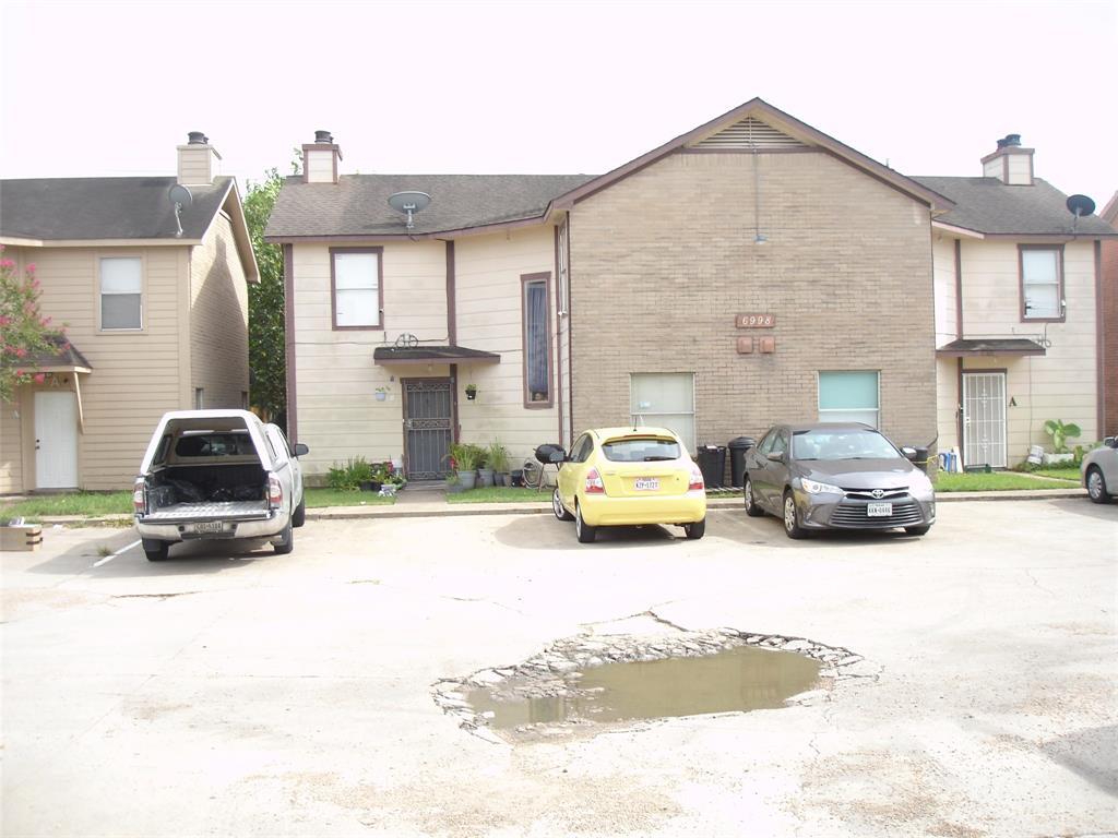 6998 SW DAIRY ASHFORD ROAD Alley, South Houston, TX 77072