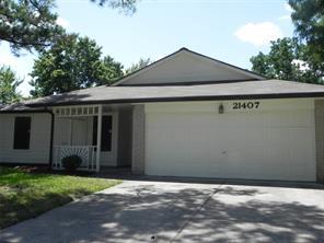 21407 Golden Dove Drive, Spring, TX, 77388