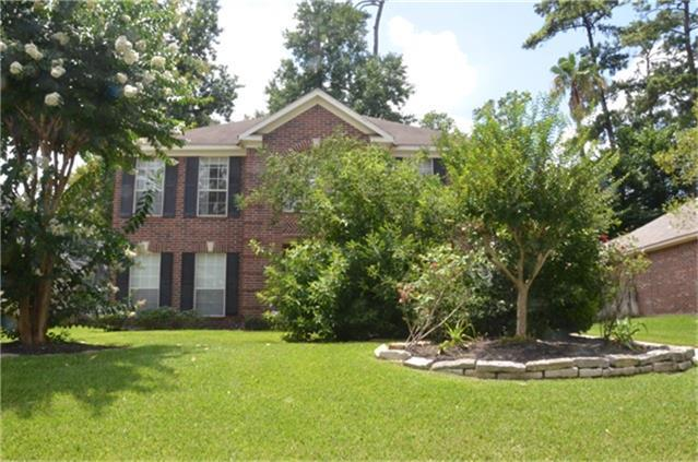 Beautiful Brick Georgian Style home with wonderful yard and landscaping. 4 Bdrm, 2.5 baths, with sitting room off the master. Tile and carpet throughout the home. Elevated lot and all appliances included.