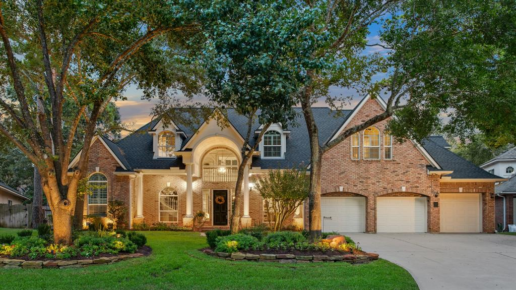 Completely redone Bill Hughes Custom Home with over $300,000 in remodeling and improvements from 2016 to present. LOW ELECTRIC BILLS, see attachment.  Kitchen and breakfast room gutted and remodeled with Viking Professional appliance package, 20+ SEER A/C unit for upstairs installed, Low-E Windows, LED Lighting, Radiant Barrier Foil, R-60 Insulation, Rinnai Tankless water heater, Plantation Shutters, Hardie Plank completely replaced, new unused outdoor kitchen with high end Fire Magic grill, complete new $35,000 50 year roof in May 2019.  See attachments for even more info.  Flex room down used as an office now, could be a second bedroom down with full shower/bath.  4 bedrooms, 2 baths and gameroom up. Large Texas basement plus additional storage in attic.  Epoxy floors in garage and patio.  Tremendous cabinet storage space in garage.  Sq Ftg from HCAD + 60 Sq Ft addition.  Buyer responsible for verifying measurements. Owner/Broker. No sign in yard. Don't miss the video tour!