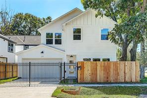 211 Blueberry, Houston, TX, 77018