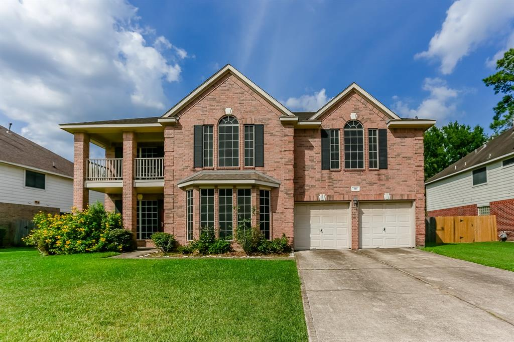 418 Overland Park Drive, Houston, TX 77049