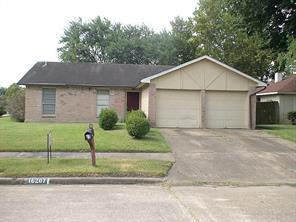 16207 Delgado, Houston, TX, 77083