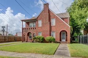 1828 Rosedale, Houston TX 77004