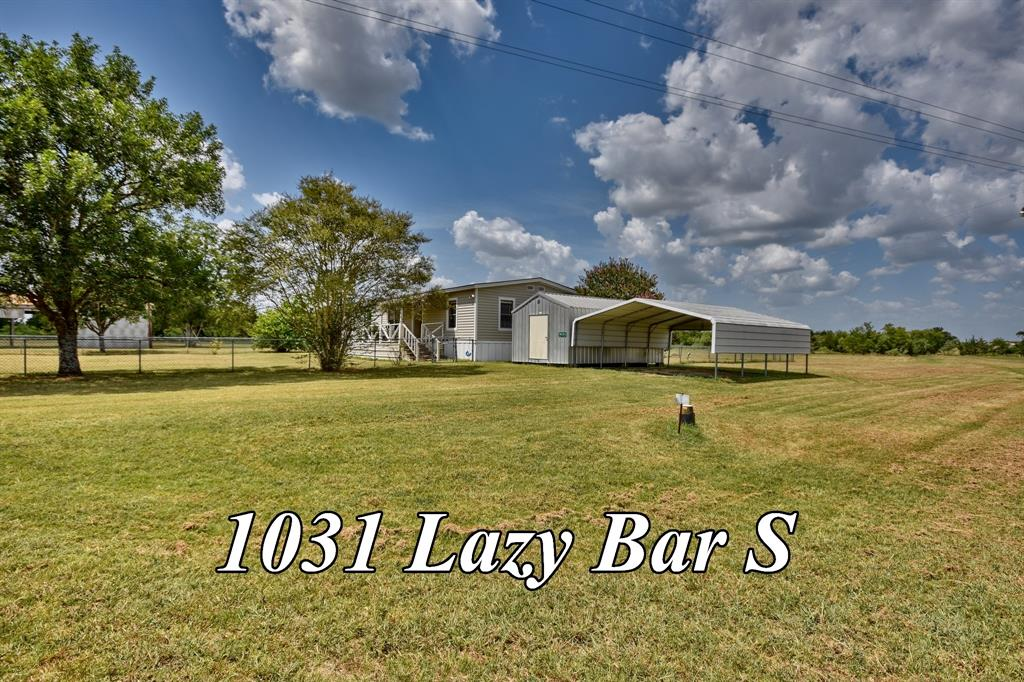 1031 Lazy Bar S Road, Somerville, TX 77879