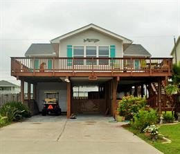 16618 Captain Kidd, Jamaica Beach TX 77554