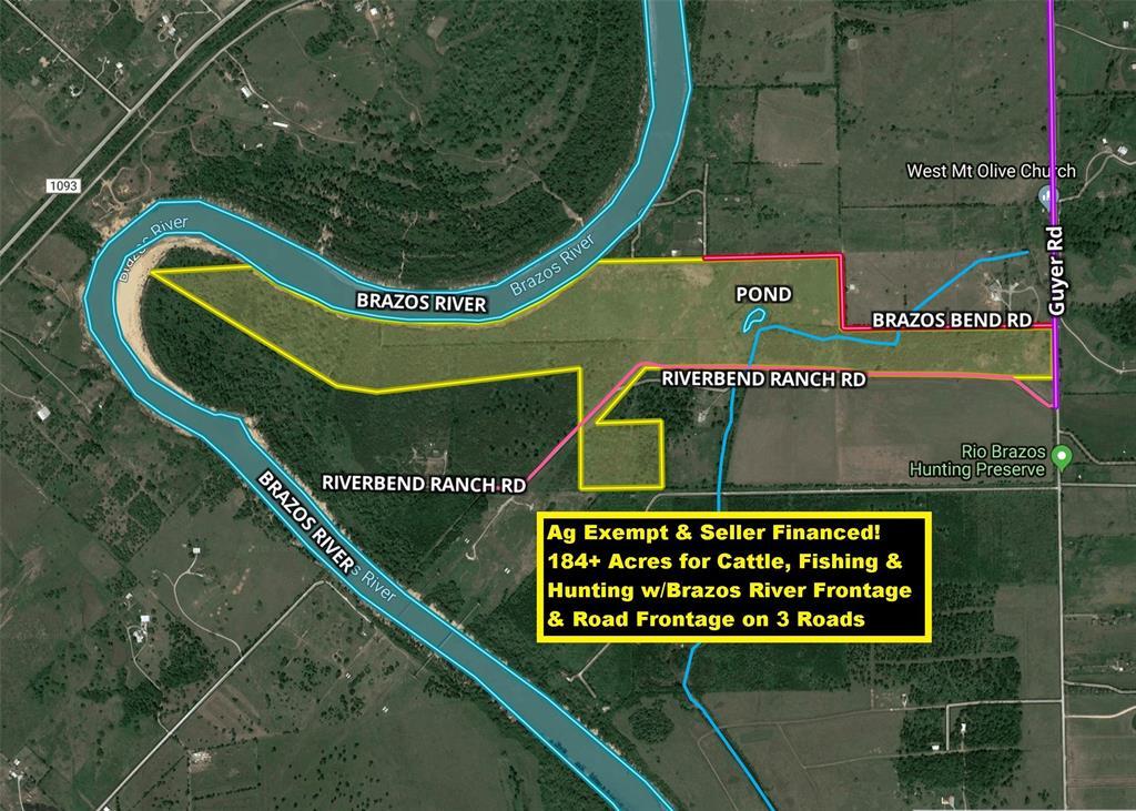 0 Guyler Rd and Riverbend Ranch Road, Simonton, TX 77476