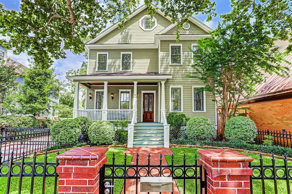 918 Harvard Street, Houston, TX 77008