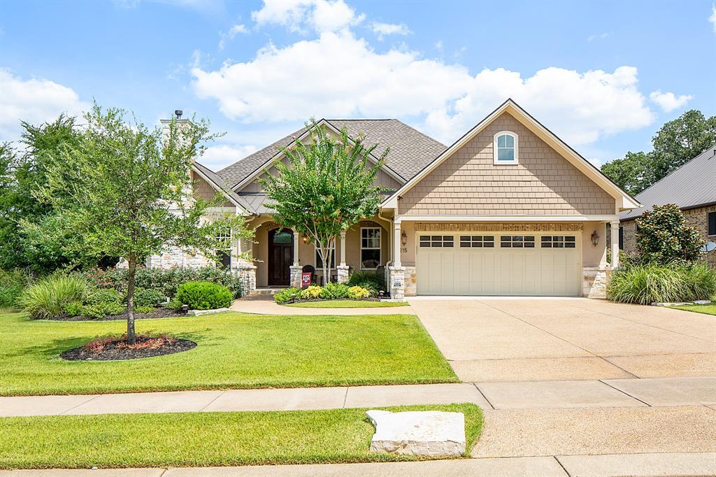 3215 Pinyon Creek Drive, Bryan, TX 77807