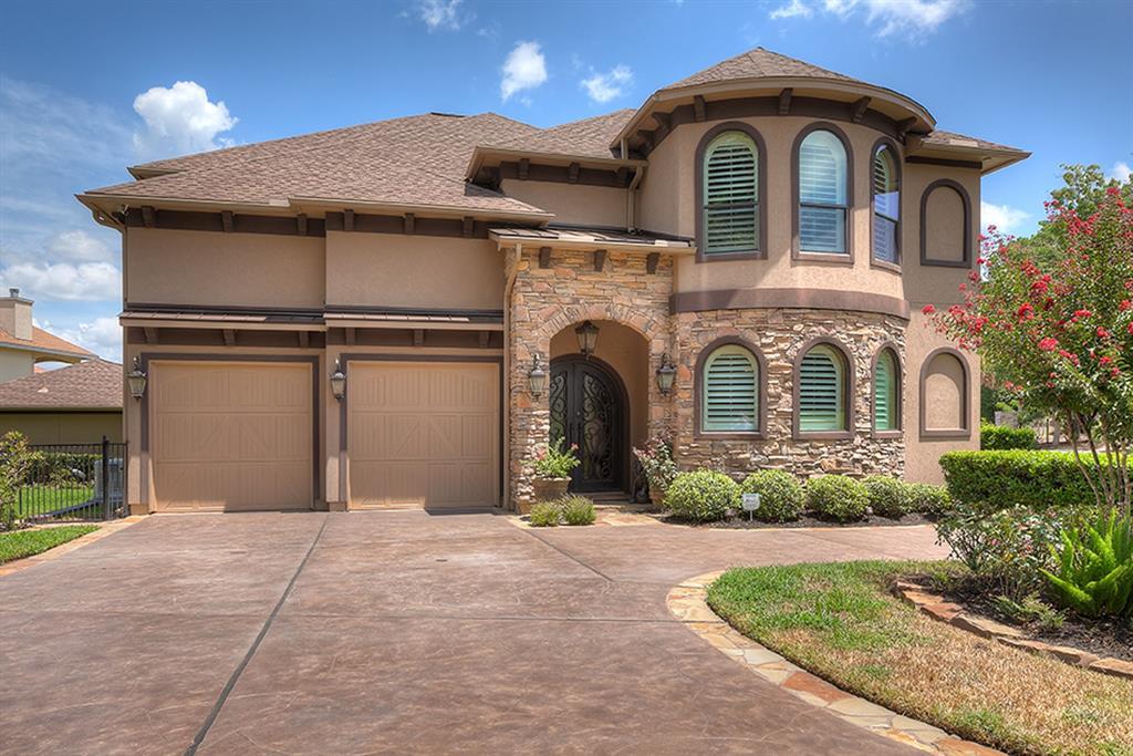 12150 Pebble View Drive, Conroe, TX 77304