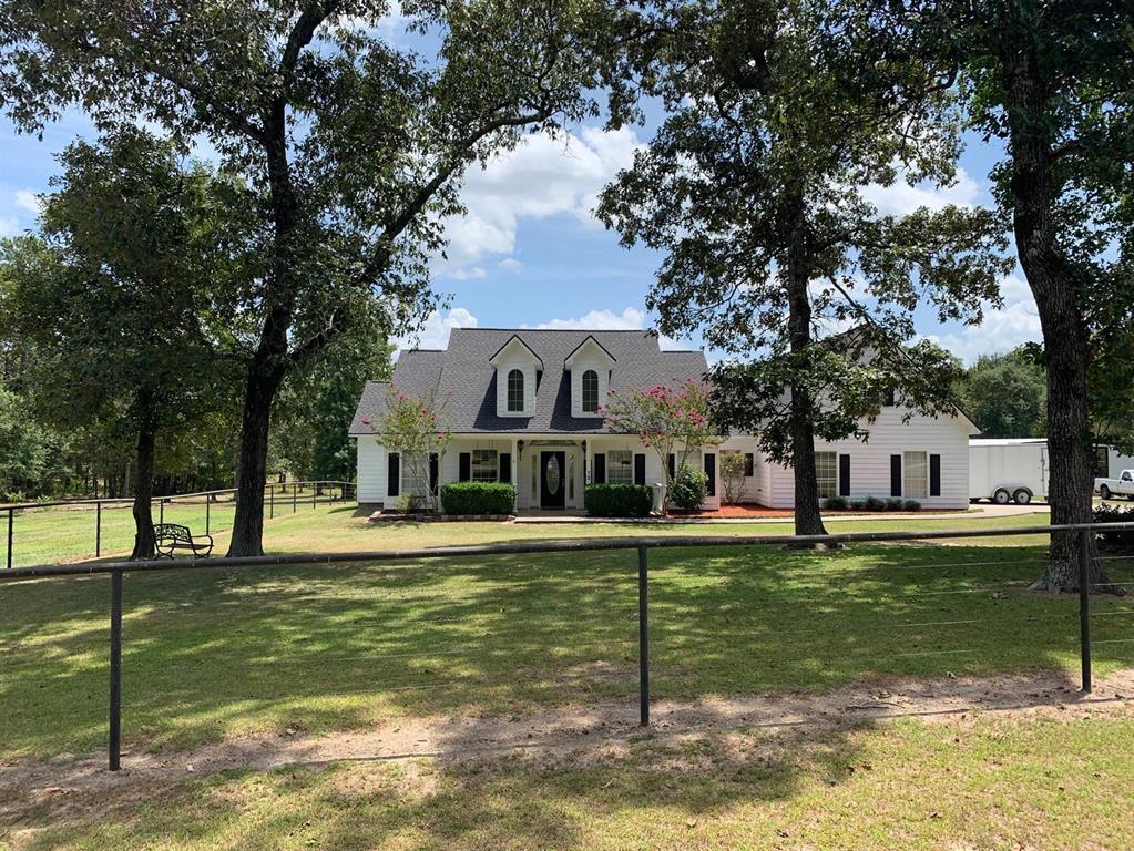 72 Ridge View Lane, Huntsville, TX 77340