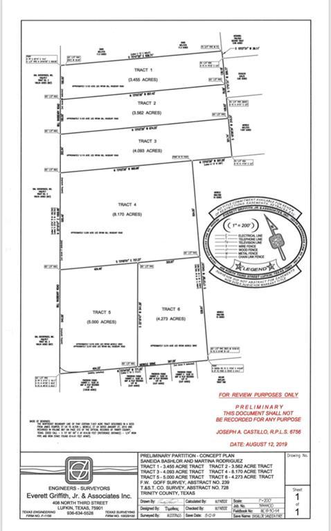 869 Bill Rasbeary Road, Groveton, TX 75845