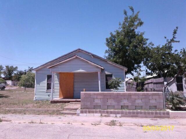 510 NW 7th Street, Big Spring, TX 79720