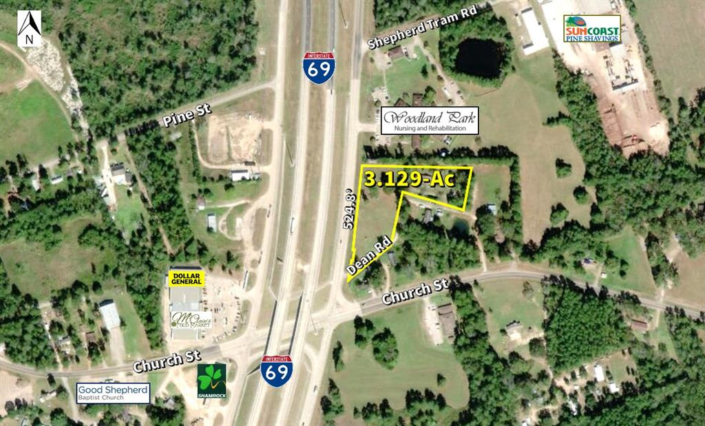 110 Dean Road, Shepherd, TX 77371
