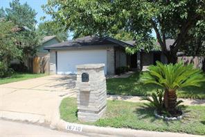 16710 Sierra Grande, Houston, TX, 77083