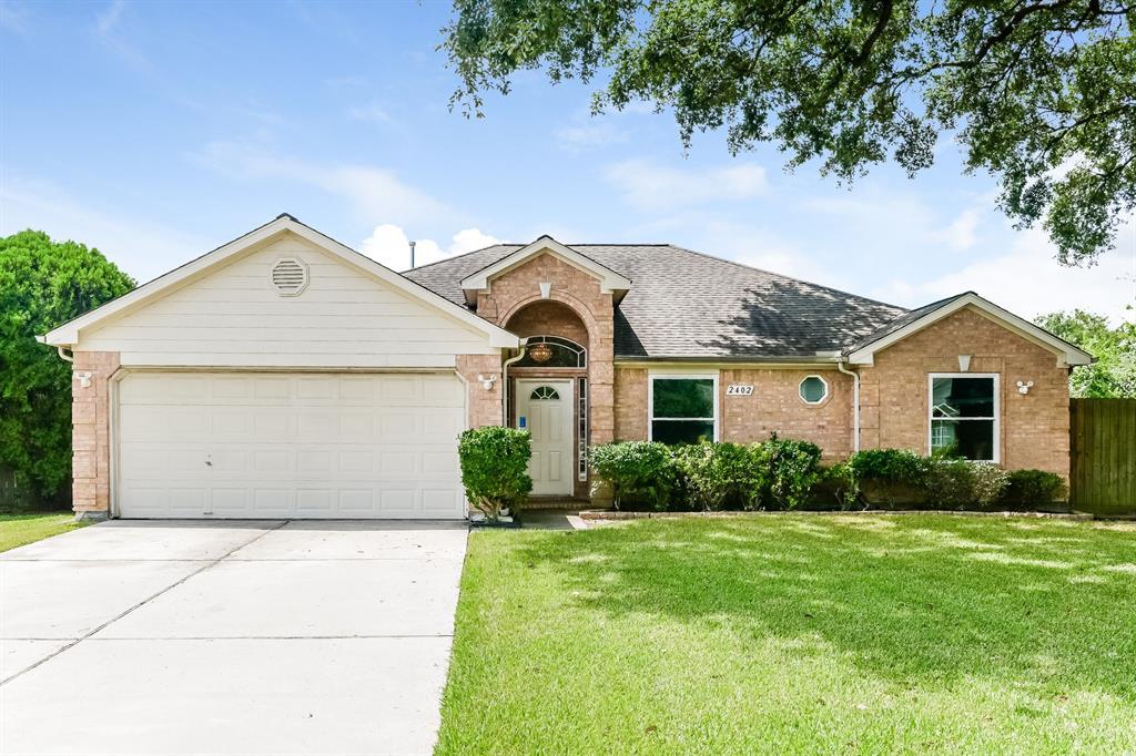 2402 Grand Teton Drive, Houston, TX 77067