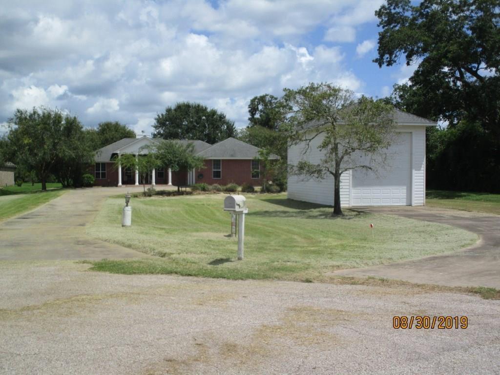 1195 Riverview Ranch Drive, Brazoria, TX 77422
