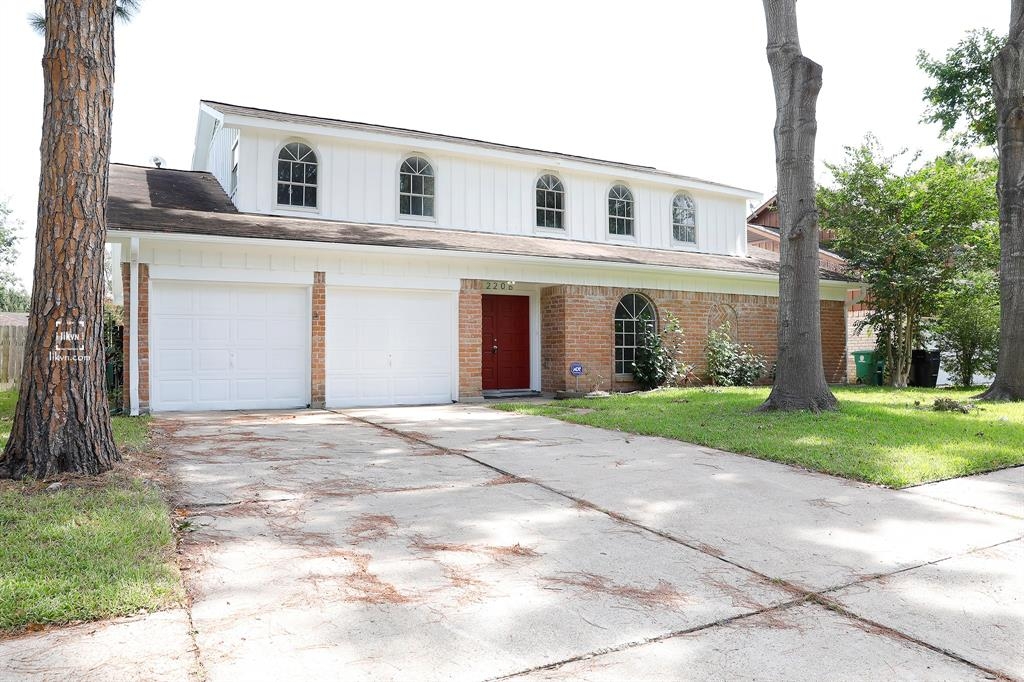 12206 Green Glade Drive, Houston, TX 77099