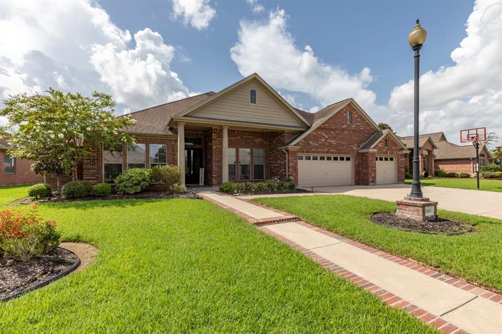 3315 Chasse Ridge Drive, Orange, TX 77632