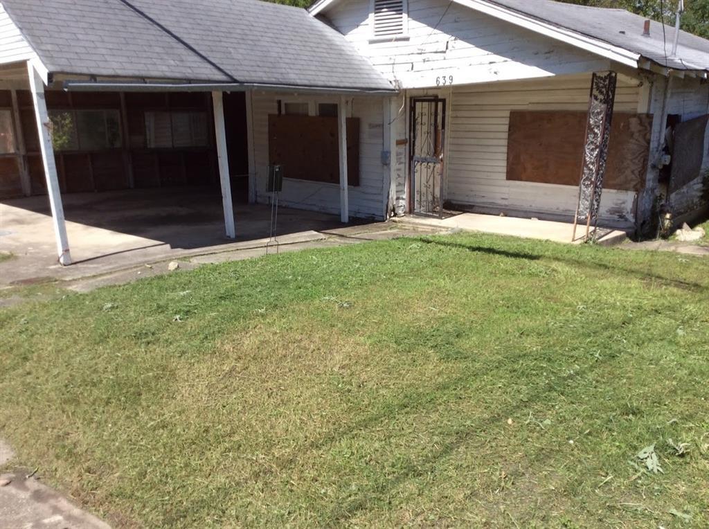 639 Belmont, San Antonio, TX 78202