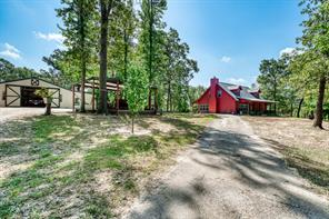 2413 County Road 115, Centerville, TX 75833