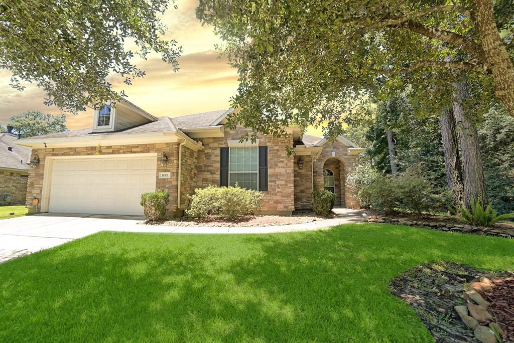 18331 Hampton Hills Drive, Humble, TX 77338