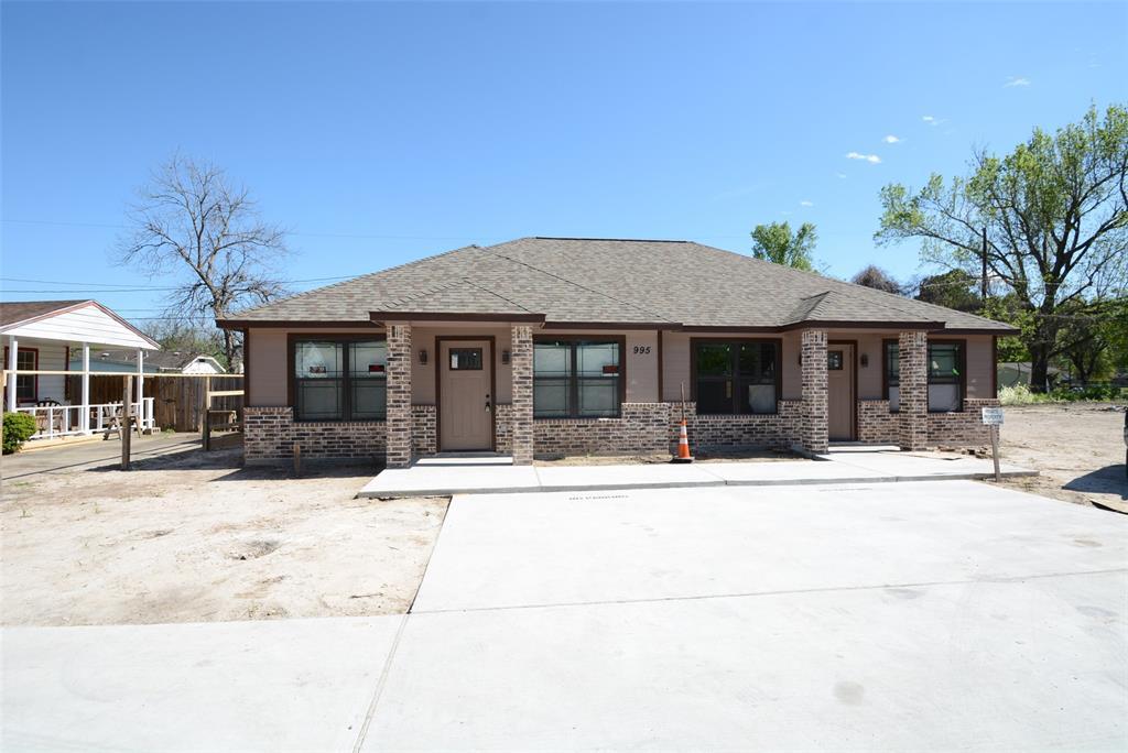 995 Junell Street, Houston, TX 77088