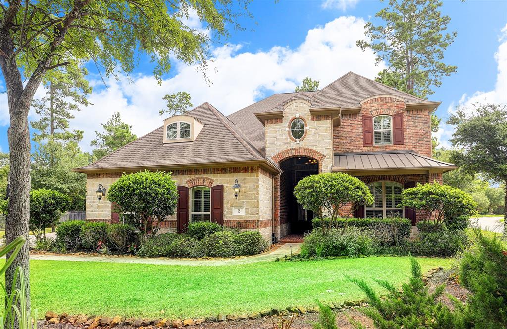 2 Mountain Mistral Place, The Woodlands, TX 77382