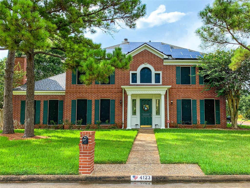 4123 Rosebank Drive, Houston, TX 77084