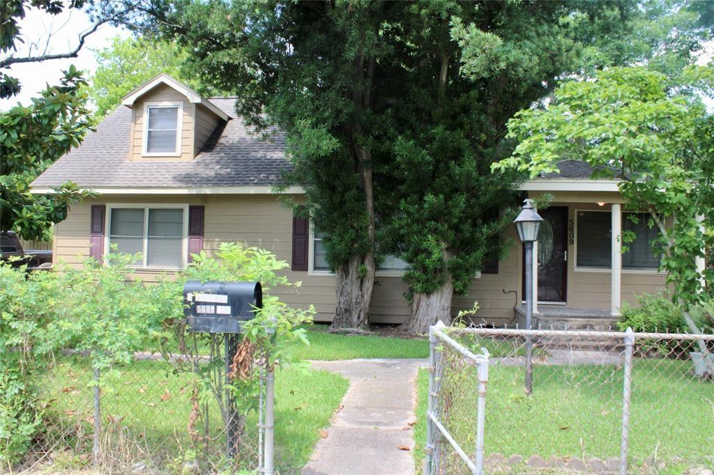 5609 May Street, Houston, TX 77076