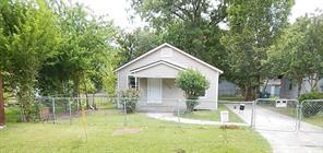 2306 Leffingwell St, Houston, TX, 77026