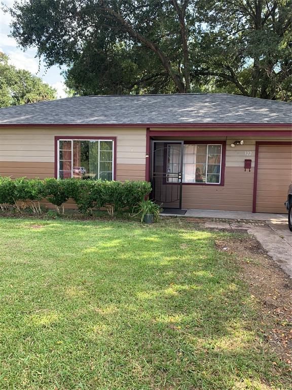 322 Ellena Road, Houston, TX 77076