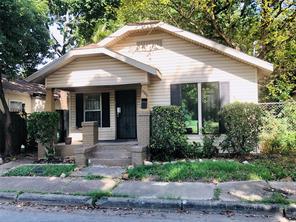 2903 Burkett, Houston TX 77004