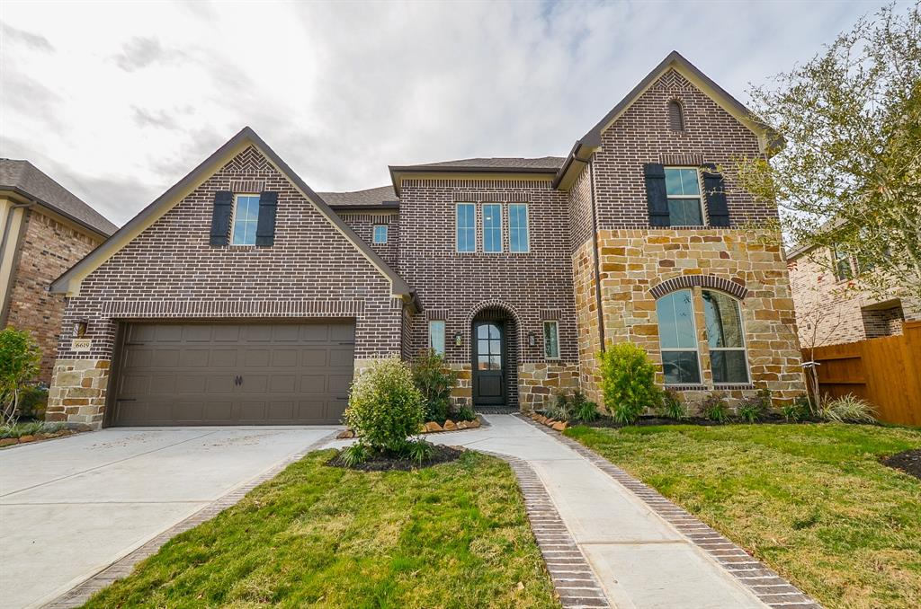 6619 Elrington Heights Lane, Katy, TX 77449