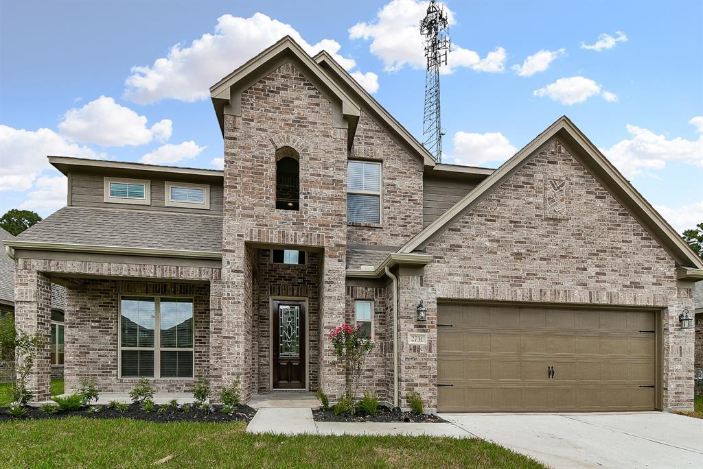 2731 Sica Deer Drive, Spring, TX 77373