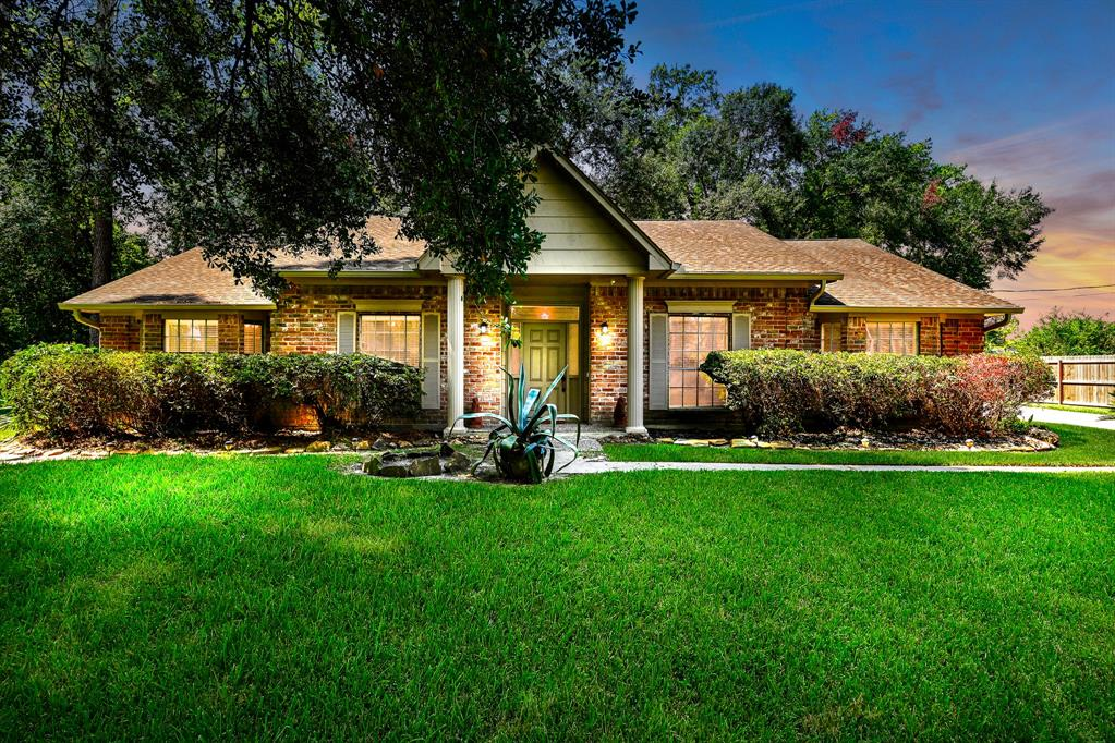 11635 Bourgeois Forest Drive, Houston, TX 77066