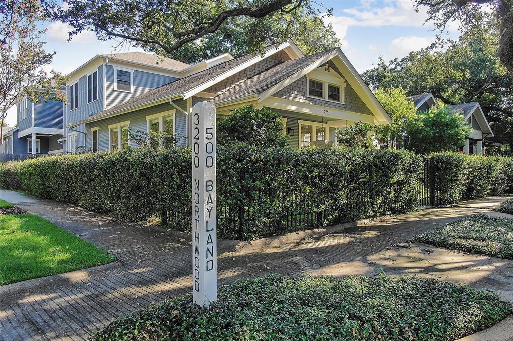 525 Bayland Avenue, Houston, TX 77009