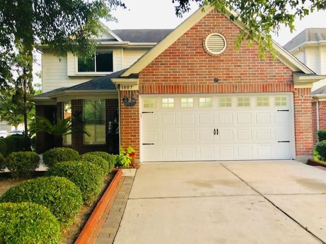 1807 Tomlinson Trail Drive, Houston, TX 77067