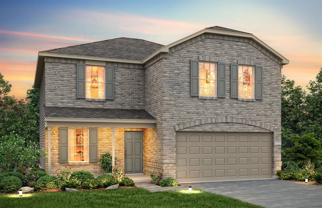10706 Skillings Ridge Drive, Houston, TX 77075