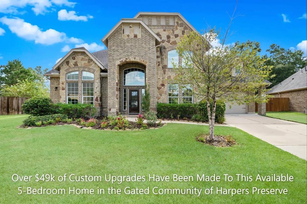8345 Greenleaf Ridge Way, Conroe, TX 77385