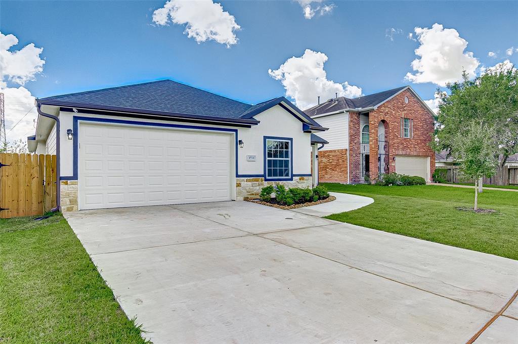 4514 Sorsby Drive, Houston, TX 77047