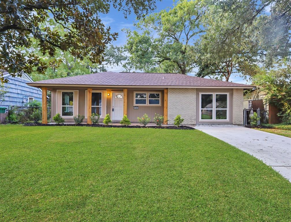 5610 Simsdale Street, Houston, TX 77033