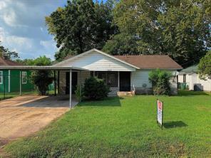 7629 Bellingham, Houston TX 77028