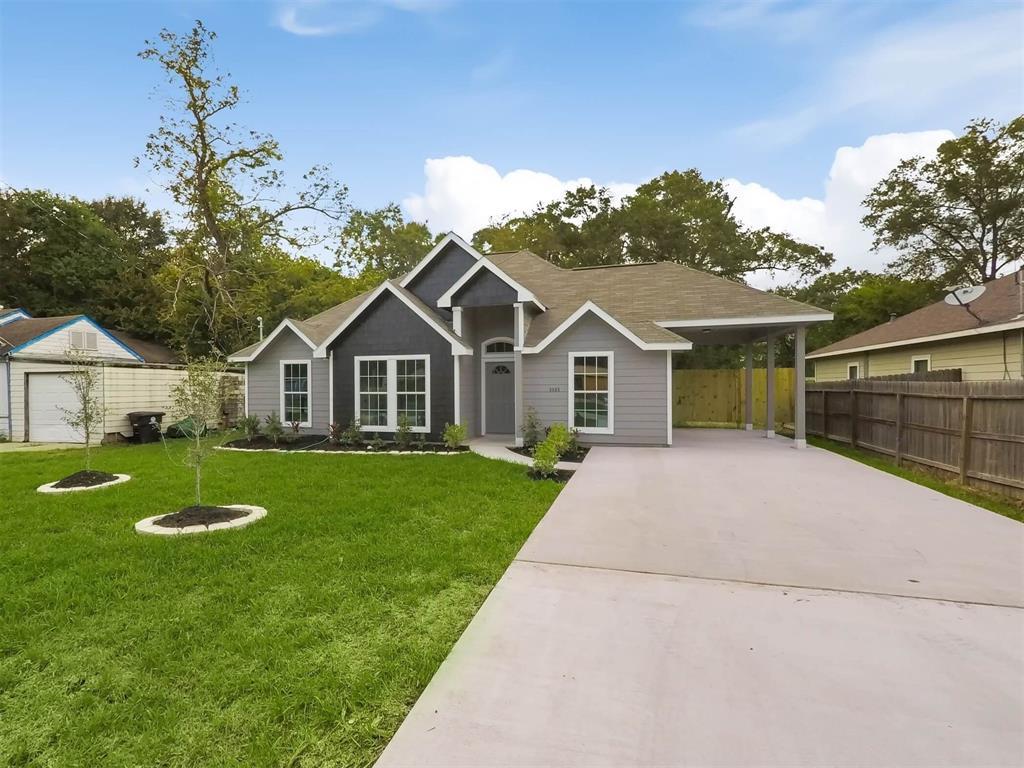 8605 Lanewood Drive, Houston, TX 77016