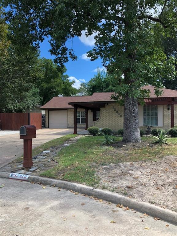 12910 Blue Haven Road, Houston, TX 77039