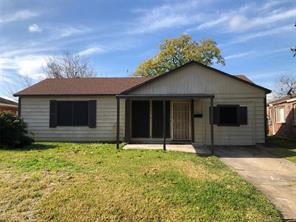10614 Buffum, Houston, TX, 77051