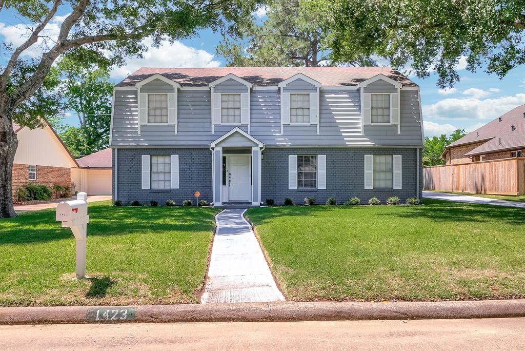 1423 Scenic Ridge Drive, Houston, TX 77043