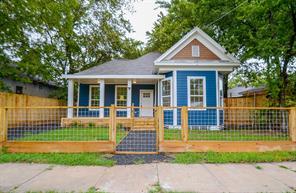 1503 Morris Street, Houston, TX 77009