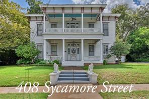 408 Sycamore, Brenham, TX, 77833
