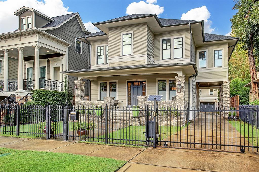 335 W 21st Street, Houston, TX 77008